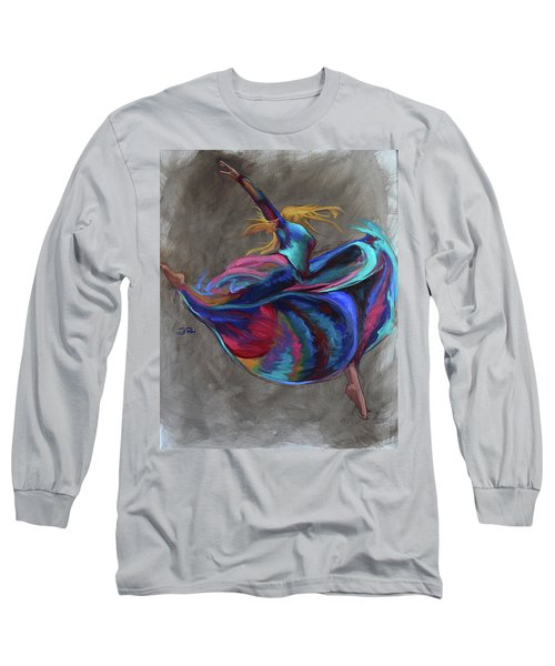 Colorful Dancer Long Sleeve T-Shirt