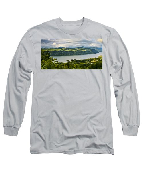 Columbia Gorge Scenic Area Long Sleeve T-Shirt