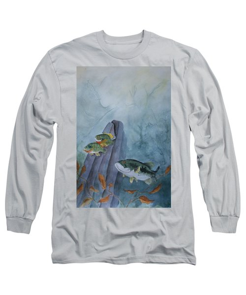 Come To Dinner Long Sleeve T-Shirt