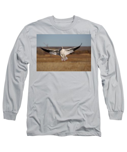Coming In  Long Sleeve T-Shirt