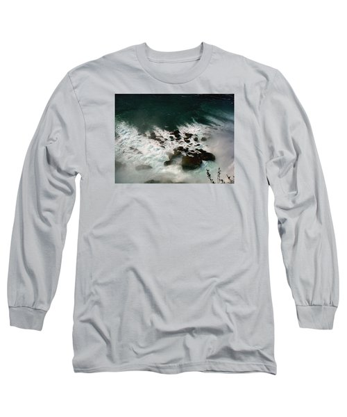 Long Sleeve T-Shirt featuring the photograph Coming Out by Harsh Malik