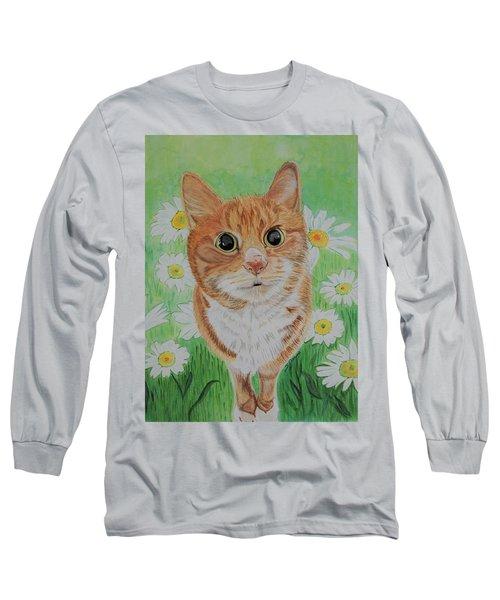 Coming Up Daisies Long Sleeve T-Shirt