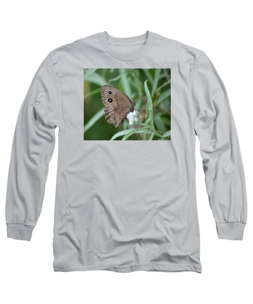 Common Wood Nymph Long Sleeve T-Shirt