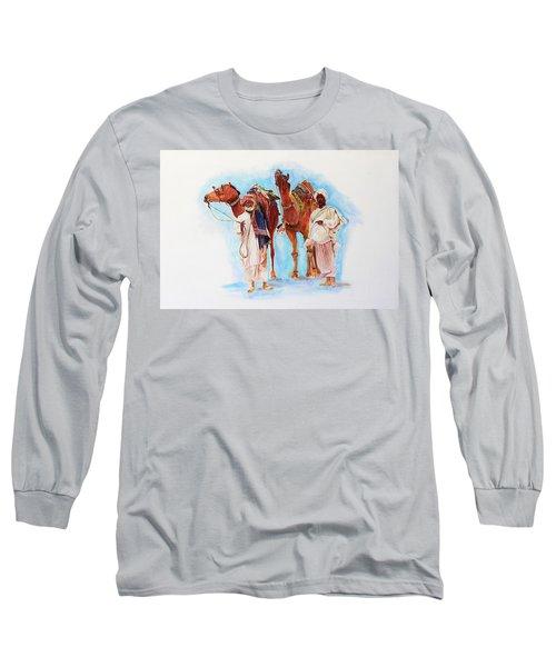Companionship Long Sleeve T-Shirt