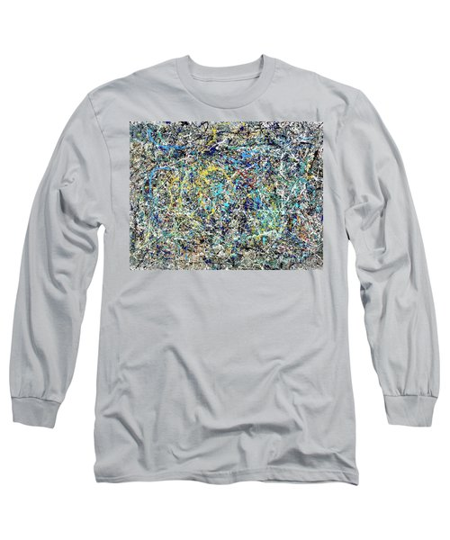 Composition #17 Long Sleeve T-Shirt