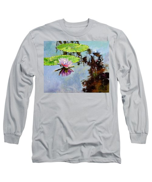 Composition Of Beauty Long Sleeve T-Shirt