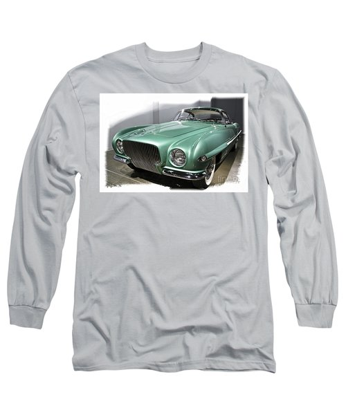 Concept Car 2 Long Sleeve T-Shirt