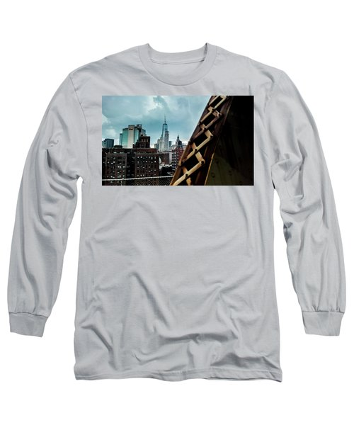 Connector Long Sleeve T-Shirt