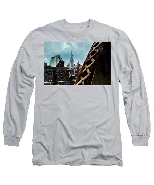 Connector Long Sleeve T-Shirt