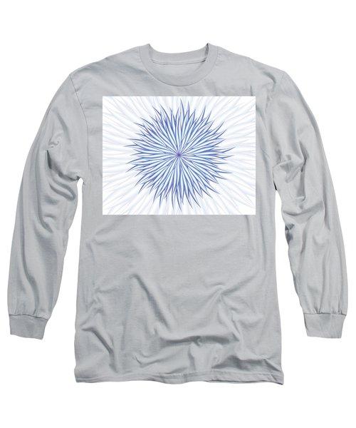 Long Sleeve T-Shirt featuring the digital art Consontrate by Jamie Lynn