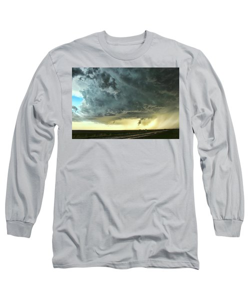 Long Sleeve T-Shirt featuring the photograph Consul Beast by Ryan Crouse