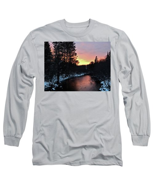 Cook's Run Long Sleeve T-Shirt