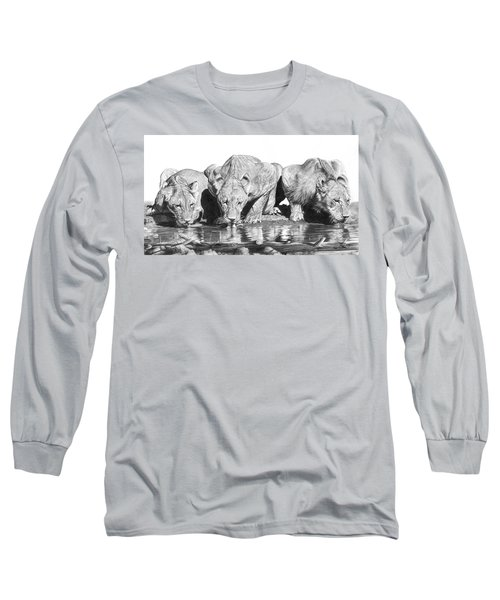 Cool For Cats Long Sleeve T-Shirt
