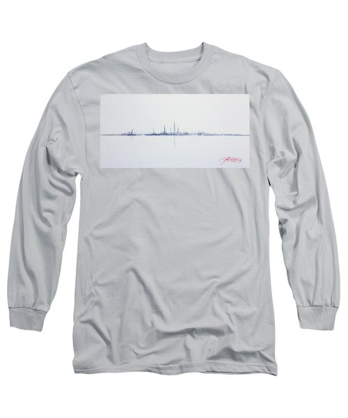 Cool Morning Long Sleeve T-Shirt