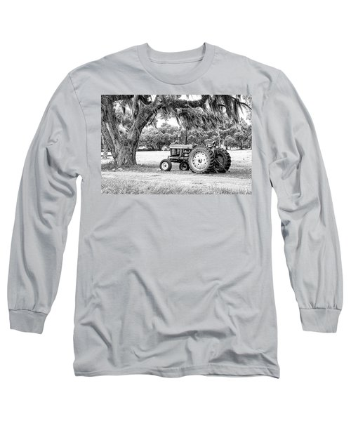 Coosaw - John Deere Parked Long Sleeve T-Shirt