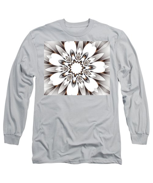Copper Highlights Long Sleeve T-Shirt