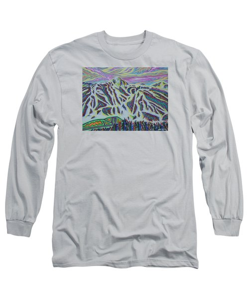 Copper Mountain Long Sleeve T-Shirt by Robert SORENSEN