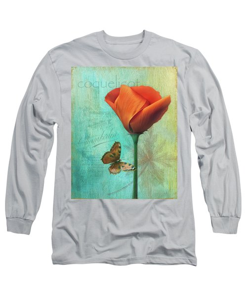 Coquelicot Long Sleeve T-Shirt