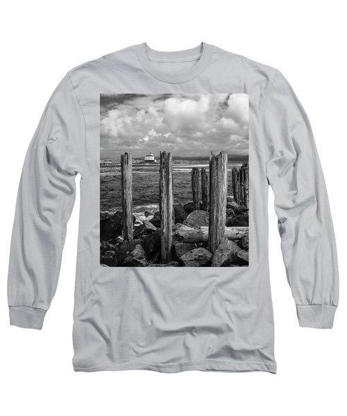 Coquille Lighthouse Long Sleeve T-Shirt