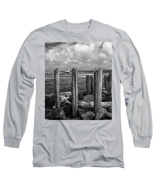 Coquille Lighthouse Long Sleeve T-Shirt