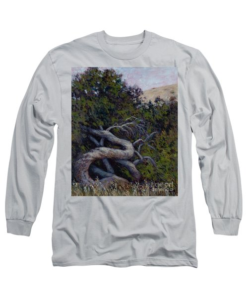 Corkscrewed Long Sleeve T-Shirt