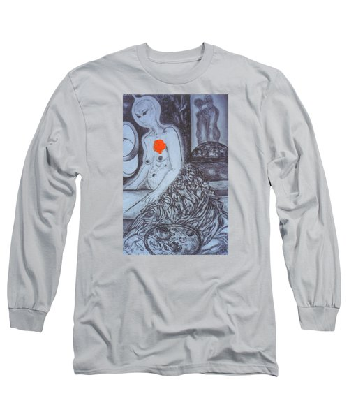 Cosmic Connection Long Sleeve T-Shirt
