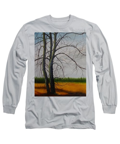 Cottonwoods Long Sleeve T-Shirt