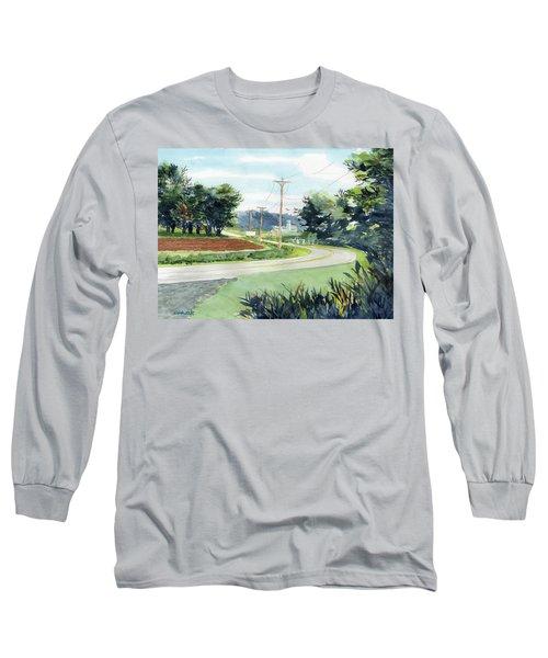 Country Corner Long Sleeve T-Shirt