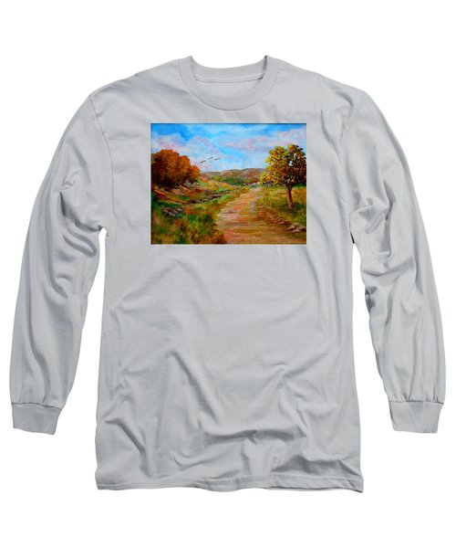 Country Road 2 Long Sleeve T-Shirt