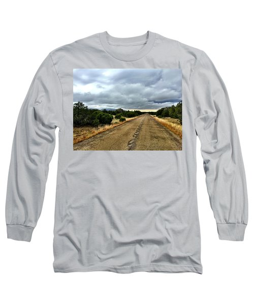 County Road Long Sleeve T-Shirt