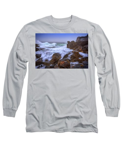 Cove At Giant's Stairs Long Sleeve T-Shirt