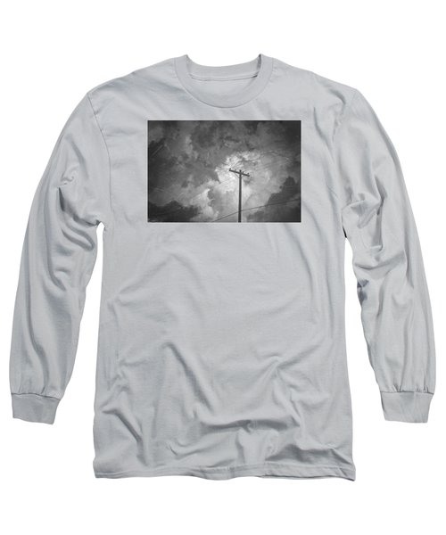 Cover Twice Long Sleeve T-Shirt by Mark Ross