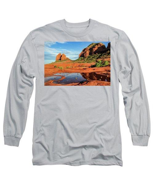 Cowpie 07-101 Long Sleeve T-Shirt by Scott McAllister
