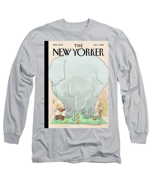 Cramped Long Sleeve T-Shirt