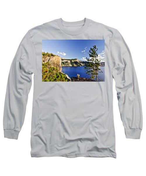 Crater Lake II Long Sleeve T-Shirt