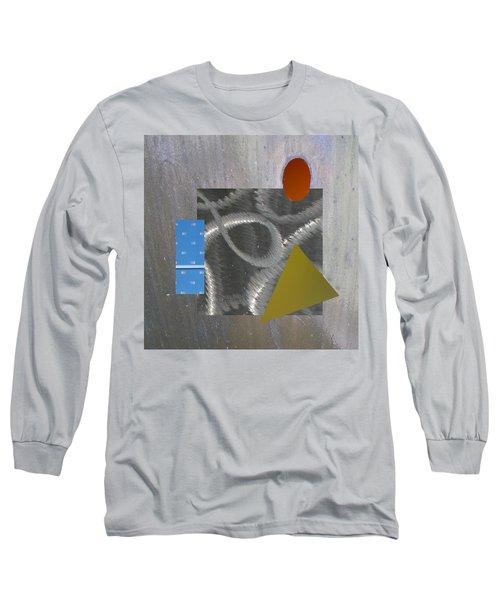 Crazy Eights Long Sleeve T-Shirt by Paul Moss