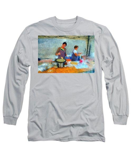 Crepe Makers Long Sleeve T-Shirt