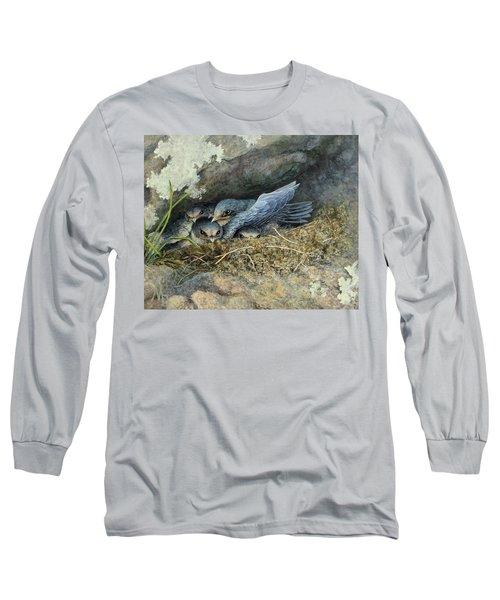 Crowded House Long Sleeve T-Shirt