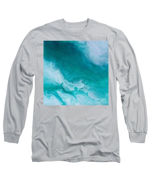 Crystal Wave14 Long Sleeve T-Shirt