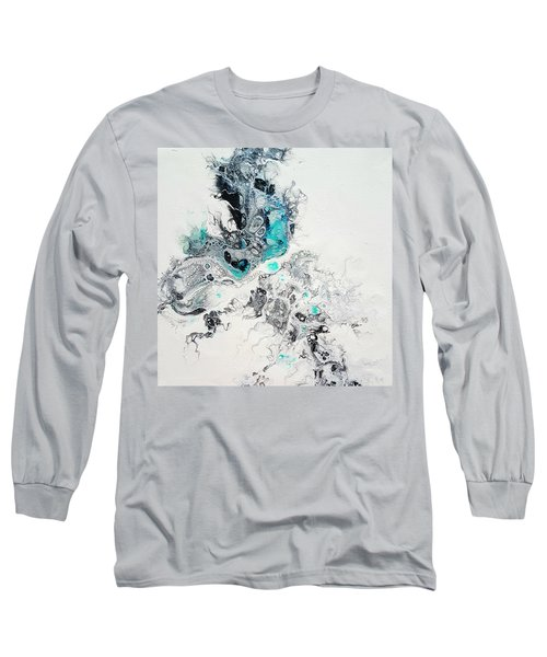 Crystals Of Ice Long Sleeve T-Shirt