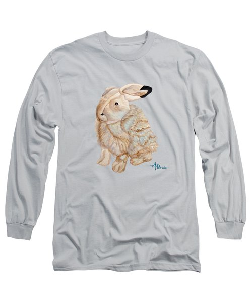Cuddly Arctic Hare II Long Sleeve T-Shirt