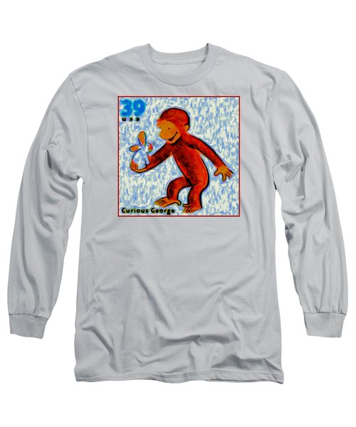 Curious George Long Sleeve T-Shirt