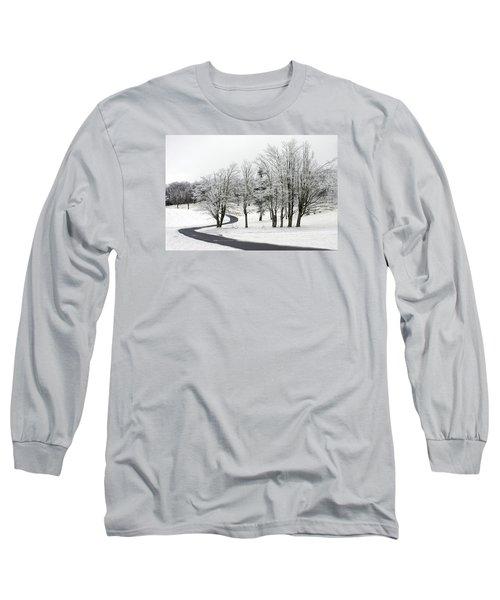 Mac Rae Field Curved Path Long Sleeve T-Shirt