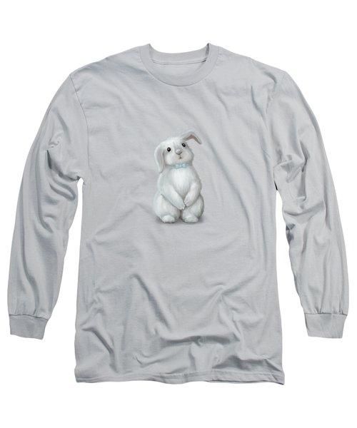 Cute Bunny Boy Long Sleeve T-Shirt