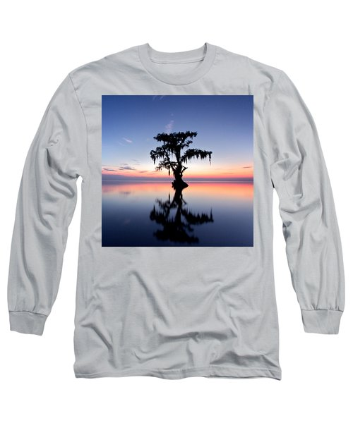 Cypress Tree Long Sleeve T-Shirt
