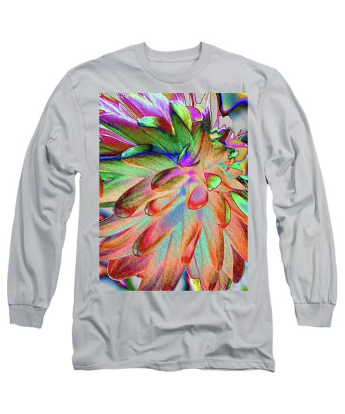 Dahlia Fantasy Long Sleeve T-Shirt