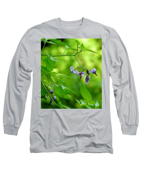 Long Sleeve T-Shirt featuring the photograph Dainty by Betty-Anne McDonald