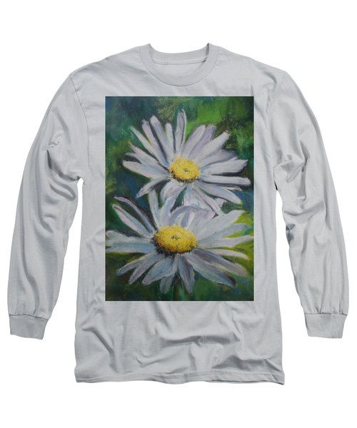 Daisies Long Sleeve T-Shirt