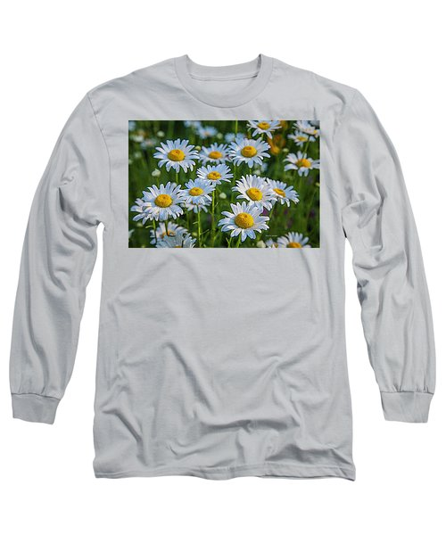 Daisy Dew Long Sleeve T-Shirt