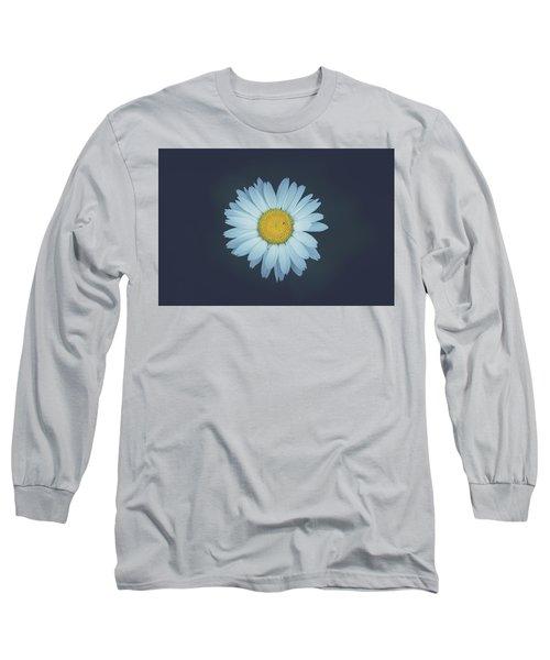 Long Sleeve T-Shirt featuring the photograph Daisy  by Shane Holsclaw